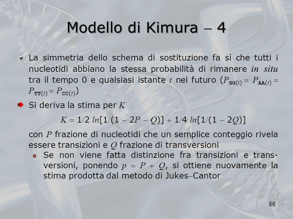 K  12 ln[1(1  2P  Q)]  14 ln[1(1  2Q)]